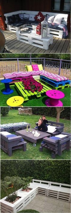33 Insanely Smart and Creative Wooden Pallets Recycling Ideas Worth Doing usefuldiyprojects.com decor (11)
