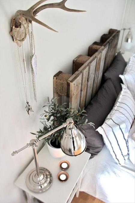 33 Insanely Smart and Creative Wooden Pallets Recycling Ideas Worth Doing usefuldiyprojects.com decor (31)