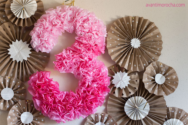 36 Surprisingly Awesome Ways to Use Coffee Filters in DIY Projects usefuldiyprojects.com homesthetics decor (6)