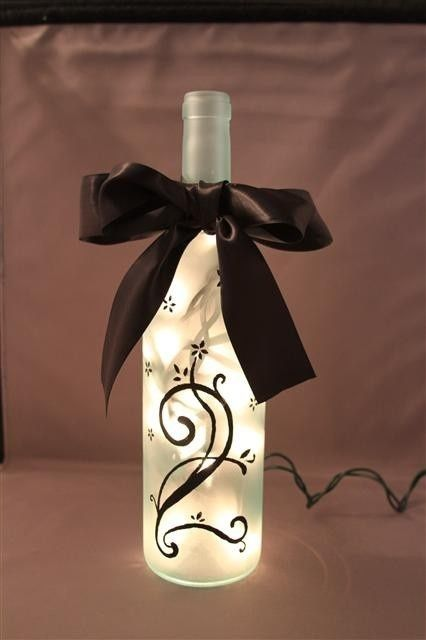 Bottle Lamps Ideas (20)