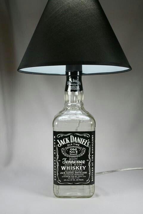 Bottle Lamps Ideas (22)