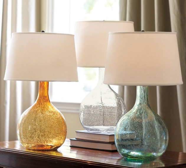Get Creative With Wonderful DIY Bottle Lamps Ideas And Projects