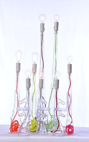 Bottle Lamps Ideas (5)