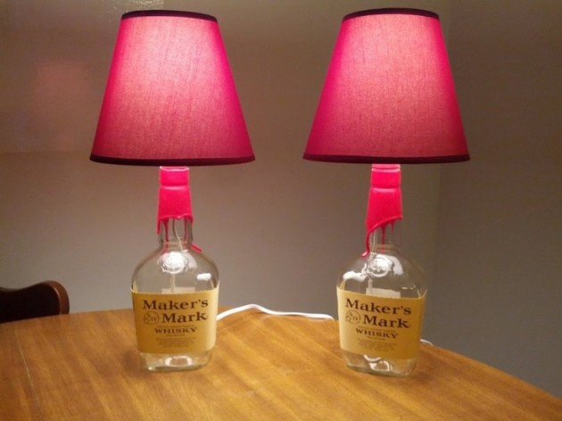 Bottle Lamps Ideas (6)