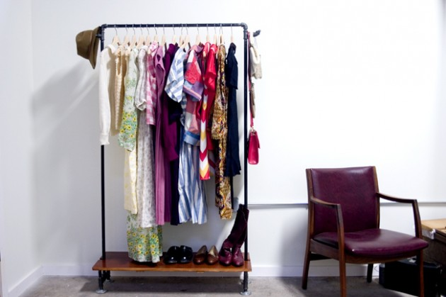Clothing Storage Solutions For Small Spaces-usefuldiyprojects (29)