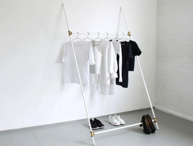 Clothing Storage Solutions For Small Spaces-usefuldiyprojects (34)