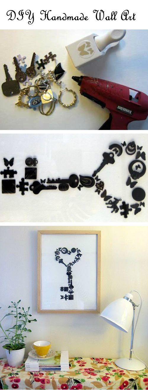 Creative DIY Wall Art Pack For Beginners-usefuldiyprojects.com (14)
