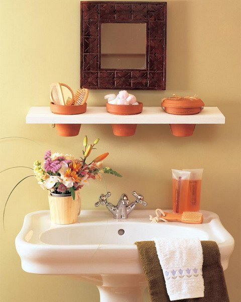 Creative Yet Practical DIY Bathroom Storage Ideas-usefuldiyprojects.com (8)