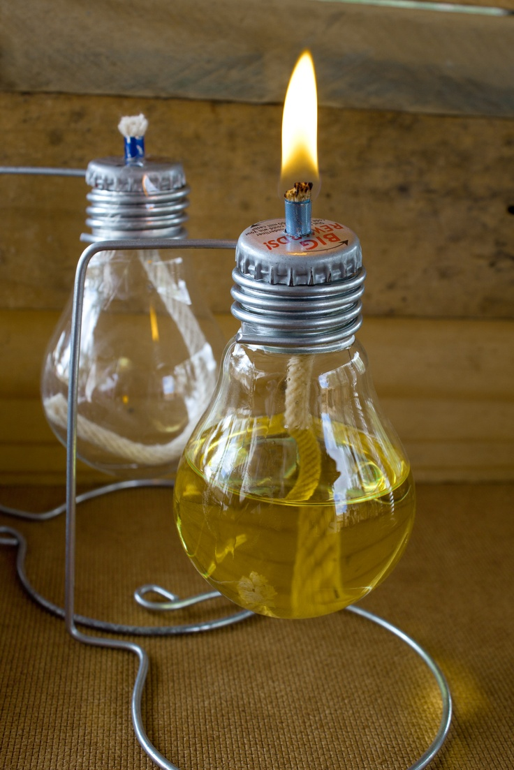 Having Fun With DIY Light Bulb Projects-usefuldiyprojects.com (7)