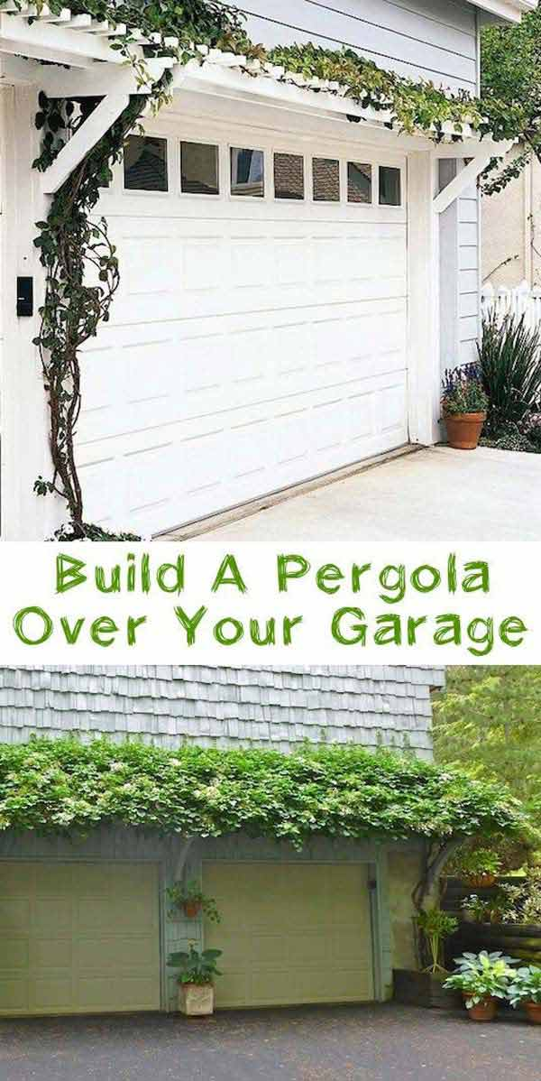 25 Beautifully Inspiring DIY Backyard Pergola Designs For Outdoor Enterntaining usefuldiyproject pergola design (18)