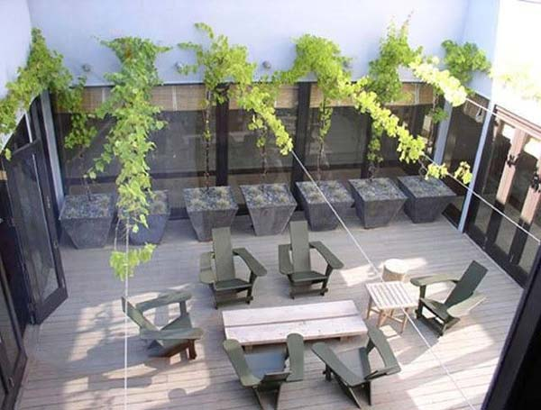 25 Beautifully Inspiring DIY Backyard Pergola Designs For Outdoor Enterntaining usefuldiyproject pergola design (7)