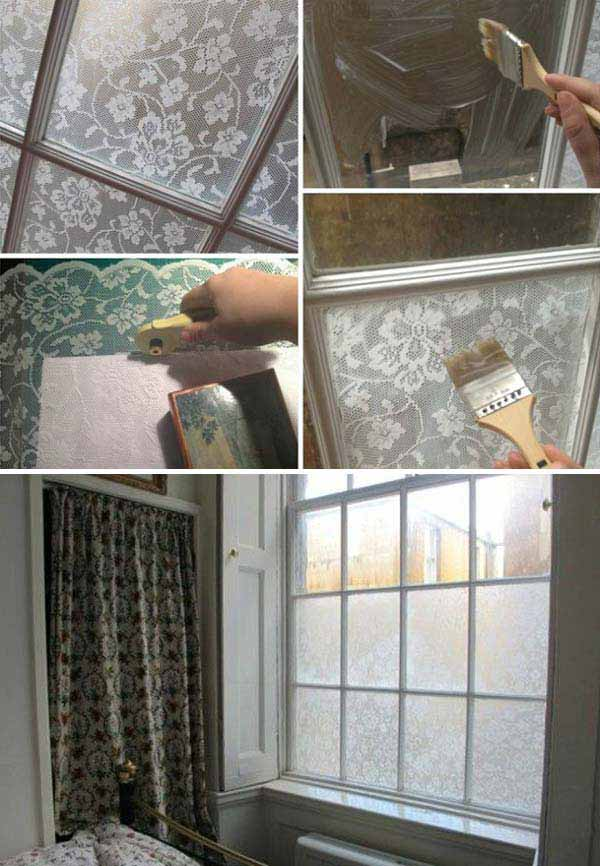 22 Mesmerizing Homemade DIY Lace Crafts To Beautify Your Home usefuldiyprojects.com (10)