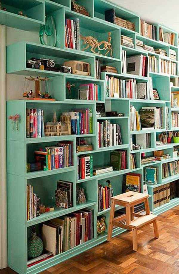 Cool Home Library Ideas: 25 Cool Display Ideas For A Cozy Welcoming Household