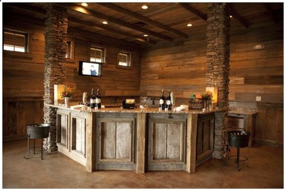 15 Epic Home Bar Ideas That You Can Do in Your Home