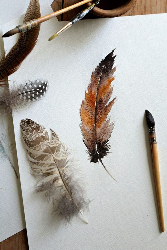 15 watercolor painting ideas you can do at home useful diy projects