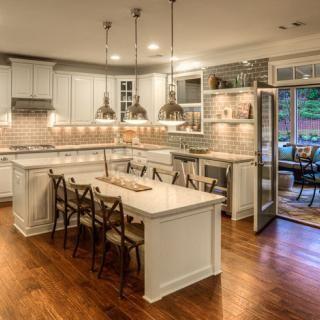 Marvelous Kitchen Island Table Designs