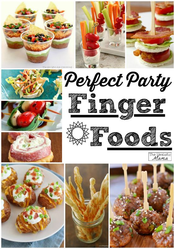 Housewarming ideas that will amaze your new neighbors for Finger food ideas for housewarming party