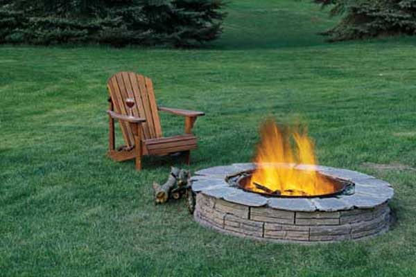 Top 50 Diy Fire Pit Ideas To Warm Your Summer Nights Useful Diy