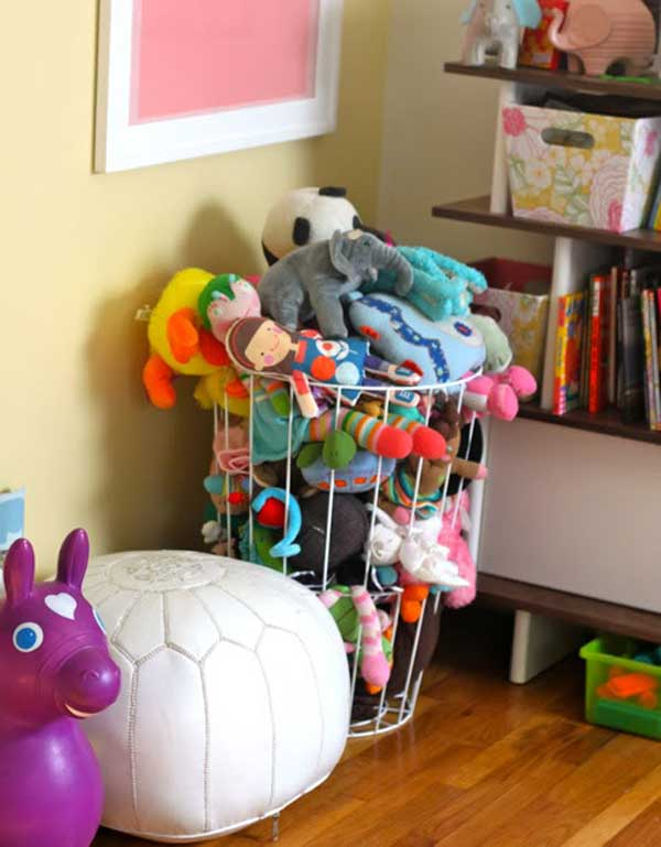 Top 40 Stuffed Animal Storage Ideas To Consider Useful Diy Projects
