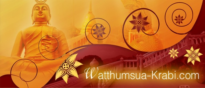 Watthumsua -Krabi Temple