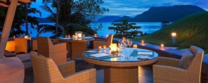 The Westin Langkawi Resort & Spa Dinning