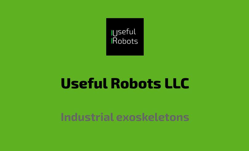 Презентация экзоскелетов от компании Полезные Роботы