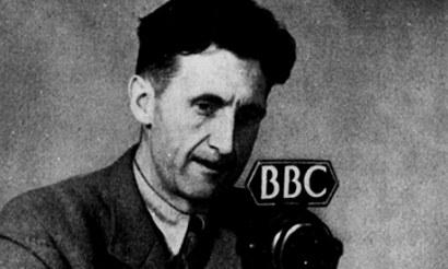 George Orwell Bbc Microphone