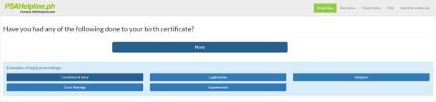 Step 5 Birth Certificate Legal Proceedings