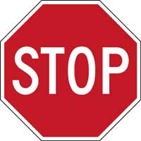 1. Stop Sign