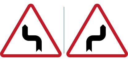 25. Double Turn to the Left - Right