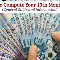 How to Compute 13th Month Pay in the Philippines
