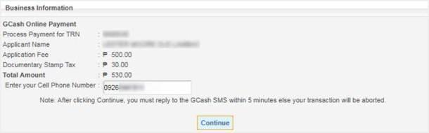 Step 10. Pay Using GCash