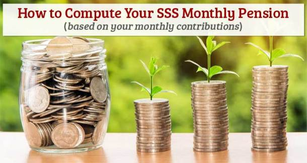How to Compute SSS Pension