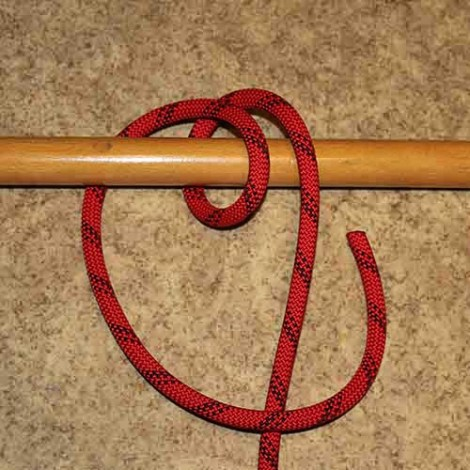 Anchor bend step by step how to tie instructions