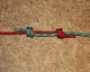 Double fisherman's knot step by step how to tie instructions