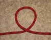 Handcuff knot step by step how to tie instructions