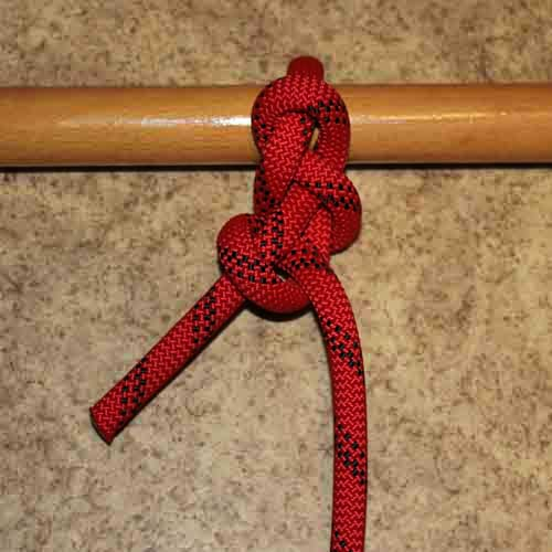 Packer's knot