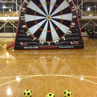 Legacy United - Soccer Darts - University of Alabama - Huntsville 2