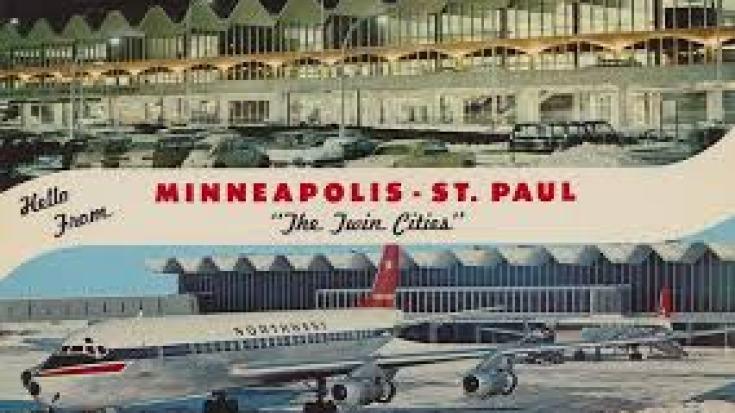 Minneapolis Saint Paul International Airport