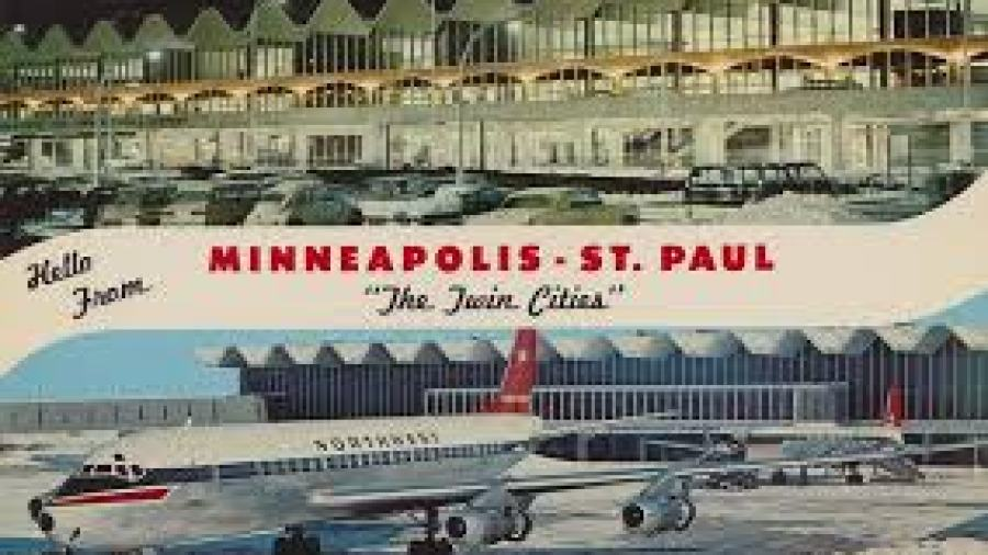 Minneapolis Saint Paul International Airport