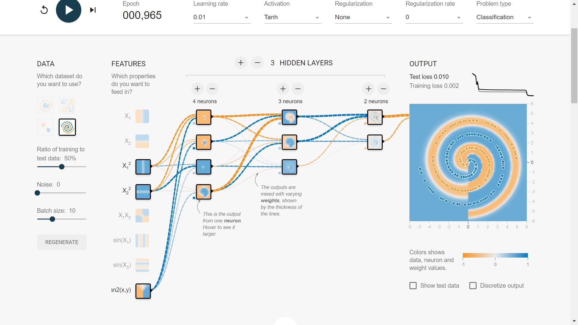Adding Atan2 Input Issue 100 Tensorflow Playground