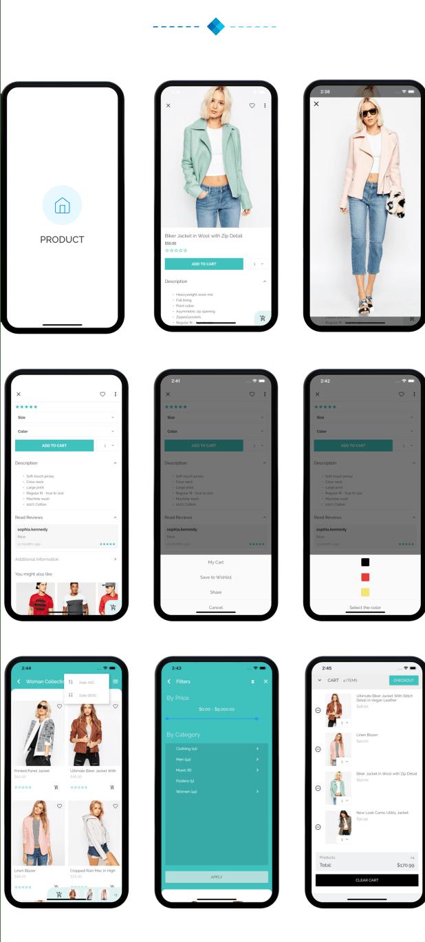 Fluxstore Pro - Flutter E-commerce Full App - 6