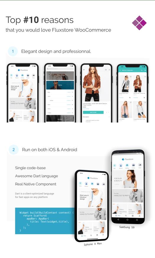 Fluxstore WooCommerce - Flutter E-commerce Full App - 6