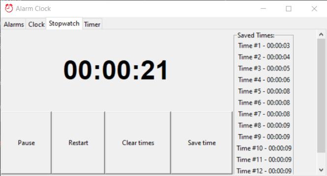 Github Agemutantcoder Alarm Clock