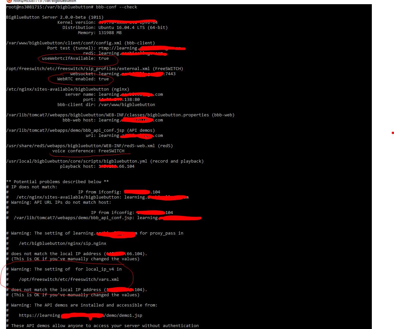 Error Ip Does Not Match Issue 11 Bigbluebutton Bbb