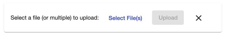 ngular file upload component