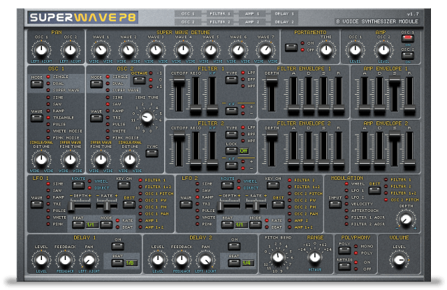 Free Synthesizer Plugins - Marcus Curtis Music