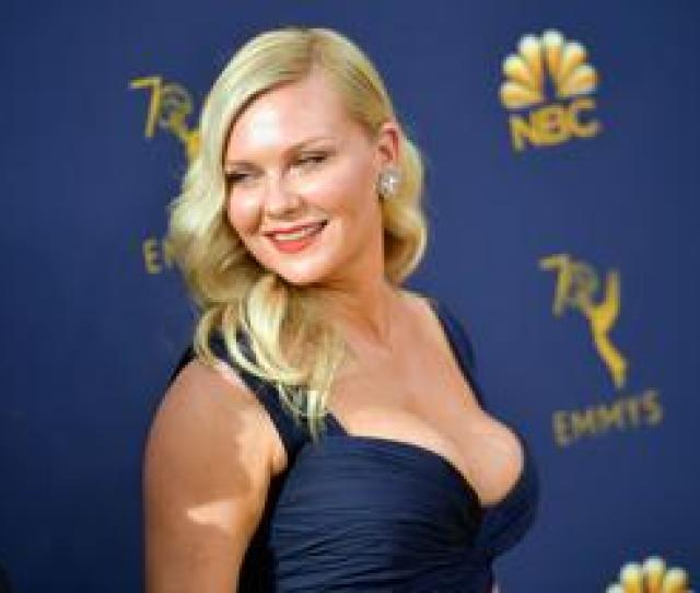 Story Kirsten Dunst Sexy At The 70th Annual Primetime Emmy Awards At The Microsoft Theater 2018
