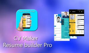 Cv Maker Resume Builder And Resume Templates Pro User Apk