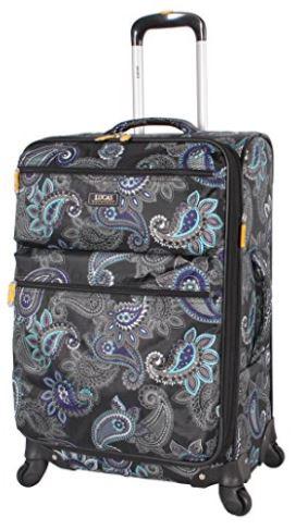 Lucas Luggage Printed Softside